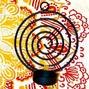 B1G1 NWT Spiral Candle Holder